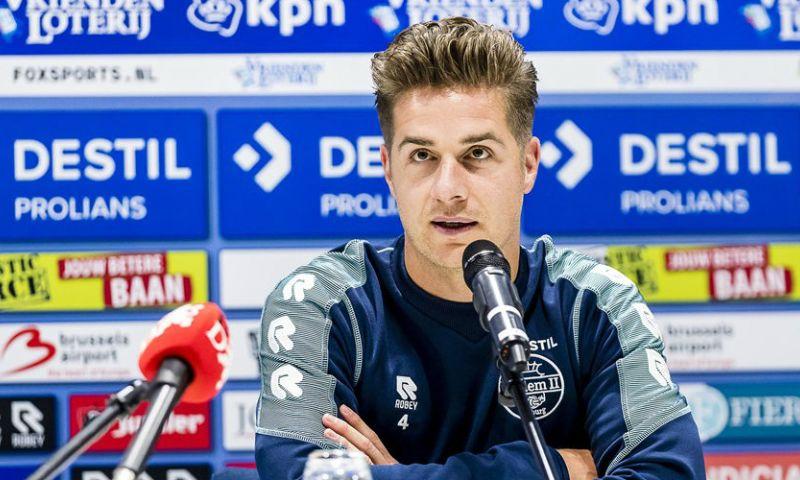 Afbeelding: Willem II vol vertrouwen: 'Steven Gerrard? Die heeft bij Liverpool gespeeld toch?'