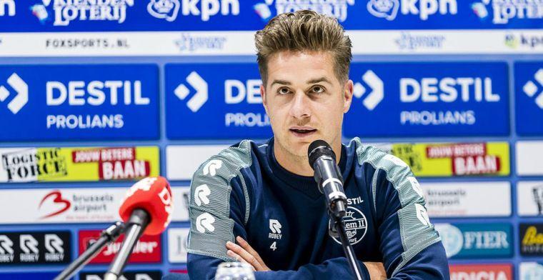 Willem II vol vertrouwen: 'Steven Gerrard? Die heeft bij Liverpool gespeeld toch?'