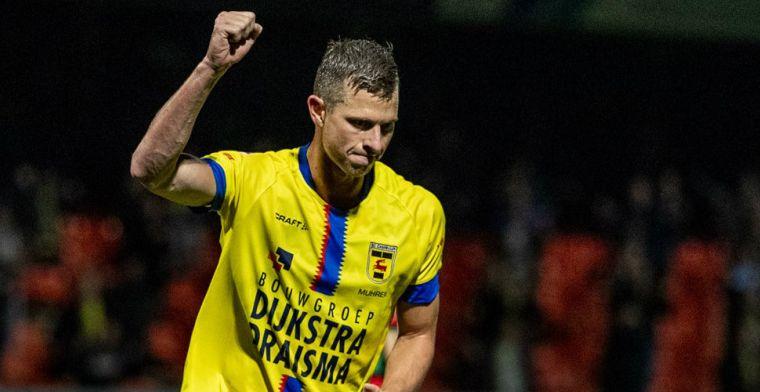 Cambuur dreigt te weinig spelers over te houden voor duel met Jong Utrecht