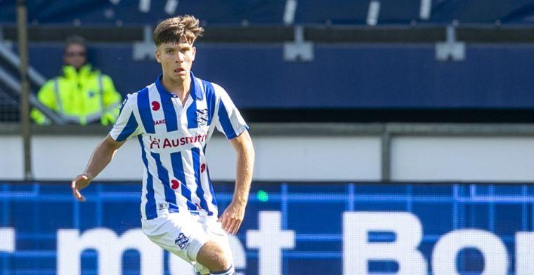 Ajax wilde Heerenveen-talent: 'Op het eind kreeg ik zelfs shirt met mijn naam'