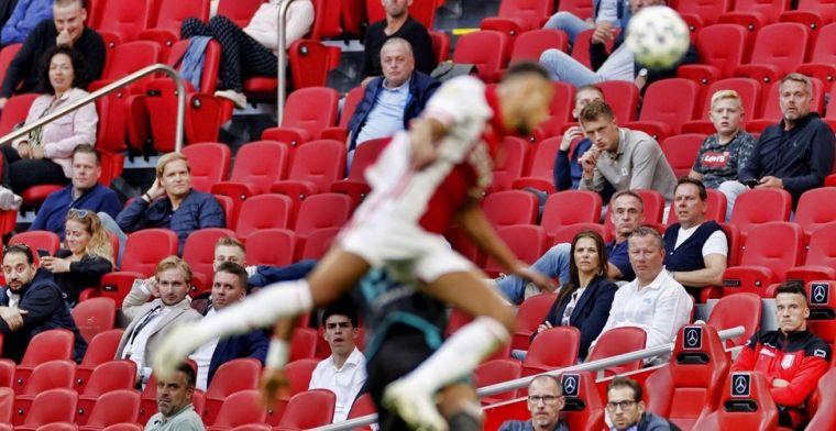 Supportersvereniging Ajax: 'Zaterdagavond 21.00 uur is anders dan zondagochtend'