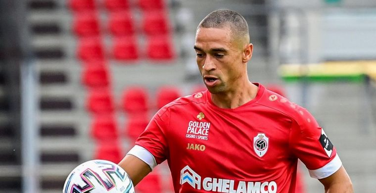 Antwerp-speler De Pauw op weg naar eerste interland: Lang op moeten wachten