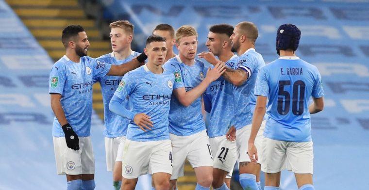 Nederlandse doelpuntenmaker deert Liverpool niet, City dankt jeugdproducten