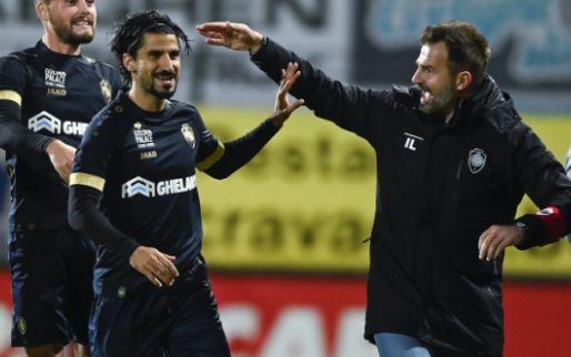 Afbeelding: Antwerp buigt achterstand om tegen KV Kortrijk dankzij invaller Refaelov