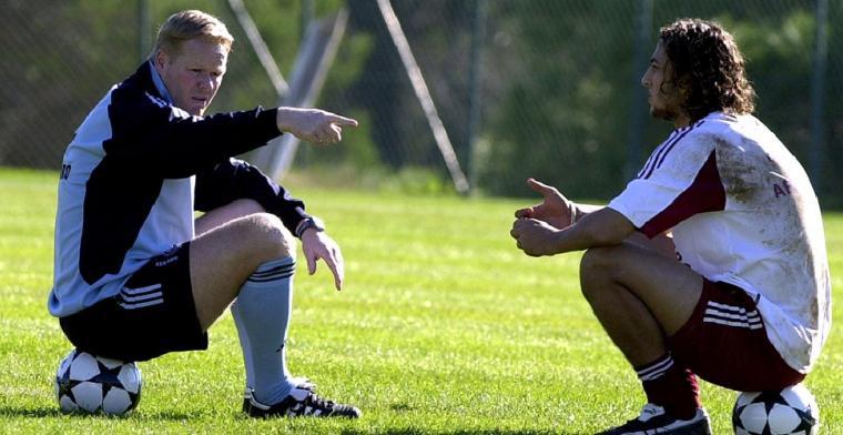 Mido richt pijlen op Koeman: 'Hij stond erop dat ik weg zou gaan bij Ajax'