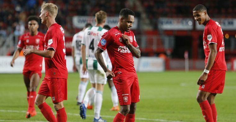 Twente zet goede Eredivisie-start door na geschutter van Groningen-verdedigers