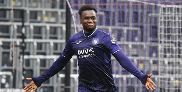 Anderlecht kan Dimata toch kwijtraken: 'AS Roma en Fulham tonen interesse'