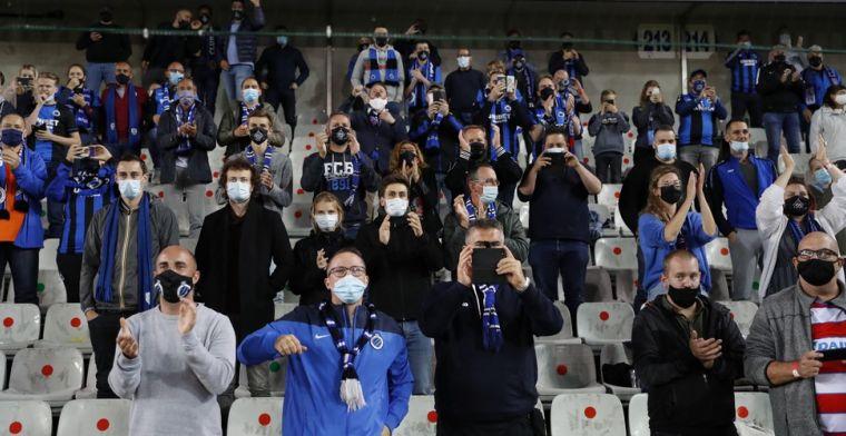 Cercle krijgt reddingsboei van stad: Mogen in stadion van Club Brugge spelen