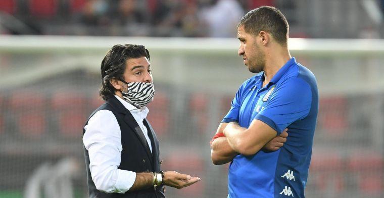 """Feestje Charleroi-fans én Bayat blijft niet zonder gevolgen: """"Sanctieprocedure"""""""