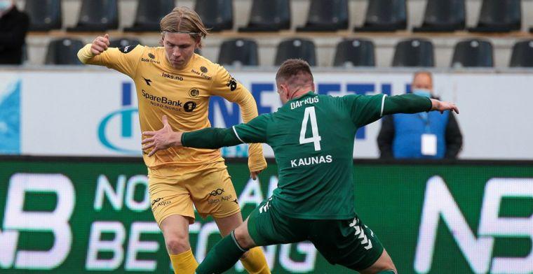 'Cercle Brugge krijgt stevige concurrentie in strijd om handtekening Hauge'