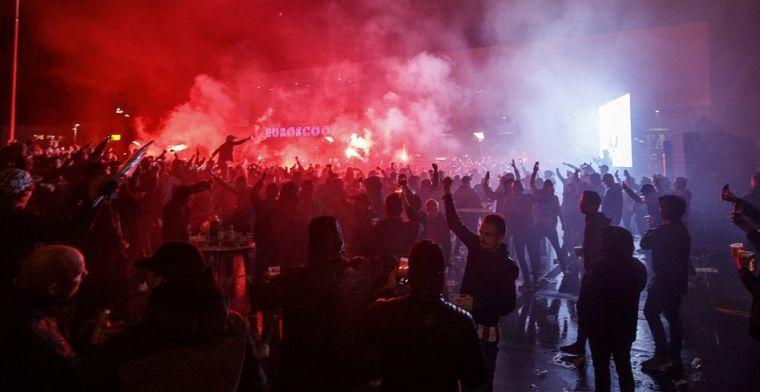 Grapperhaus keurt 'heel zorgelijk' supportersfeest Willem II af: 'Onverantwoord'