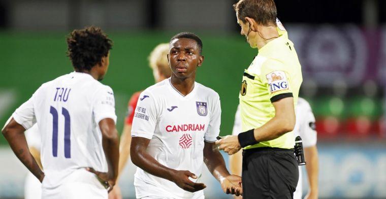 OFFICIEEL: Kana verlengt tot 2025 bij RSC Anderlecht