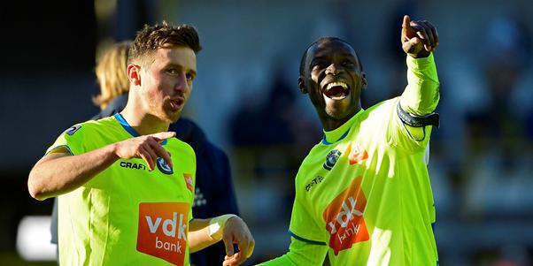'Asare (34) verlaat Gent na zeven seizoenen en zoekt nieuwe uitdaging '