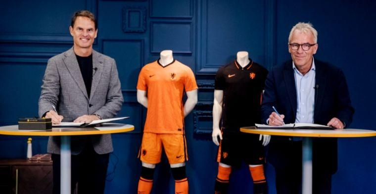 LIVE: de eerste persconferentie van Frank de Boer bij Oranje (gesloten)