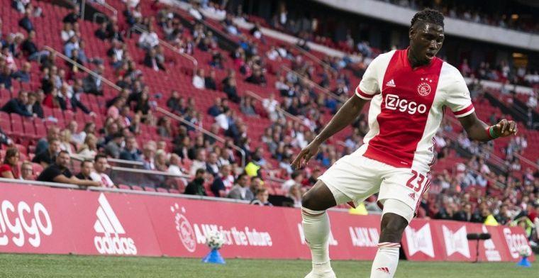 Ajax-spits Traoré: 'We droomden allemaal van FC Twente'