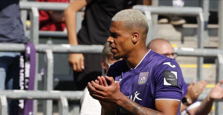 Nmecha laat zich zien bij Anderlecht: Maar ik kan nog stukken beter