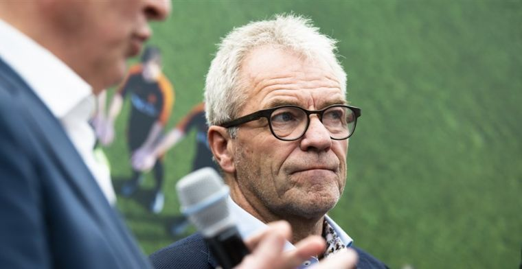 KNVB-directie reageert voor het eerst op felle kritiek: 'Fantastische trainers'