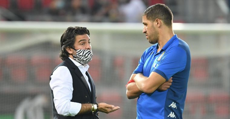 Bayat ziet geen graten in feestende Charleroi-supporters: 'Voetbal is emotie'