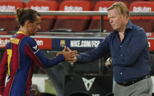Felle kritiek op Barça-coach Koeman: 'Ik ga zijn naam niet eens noemen'