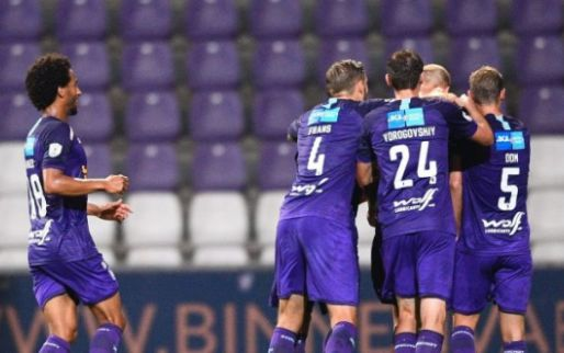 Afbeelding: OPSTELLING: Losada gooit ploeg om na nederlaag tegen Charleroi