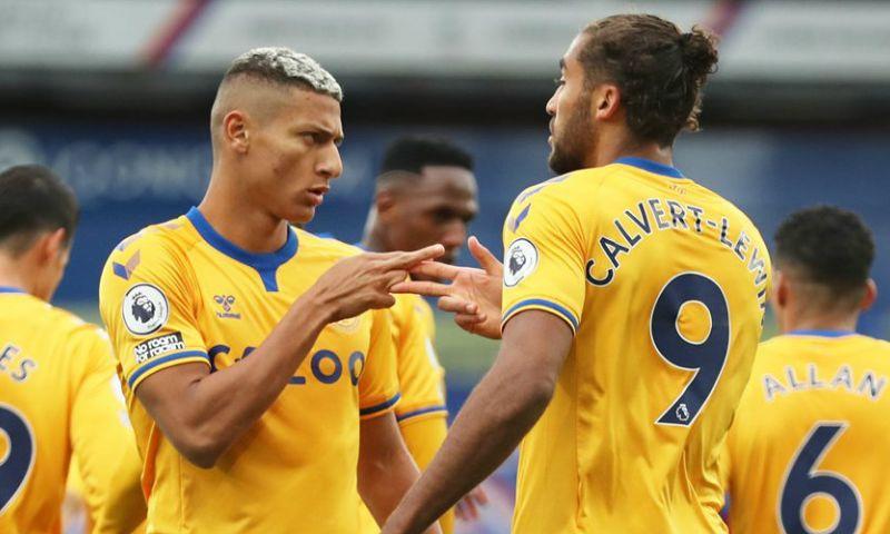 Afbeelding: Prima PL-start Everton: negen uit drie, invallers Benteke en Batshuayi onderuit