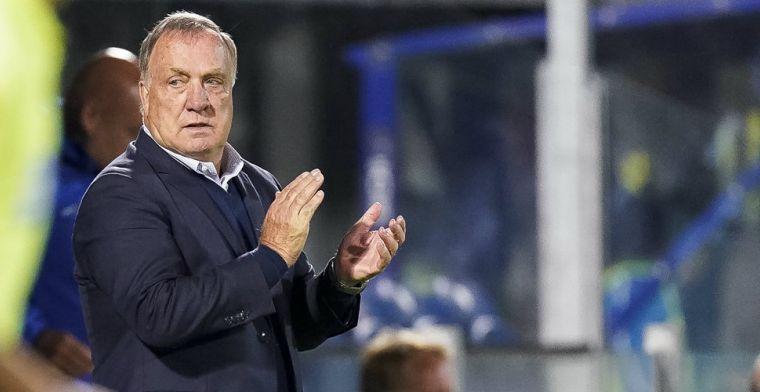 Feyenoord-trainer Advocaat duidelijk: 'Over PSV wordt heel weinig gezegd'