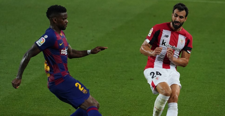 'FC Barcelona had extra reden om Semedo zo snel mogelijk te verkopen'