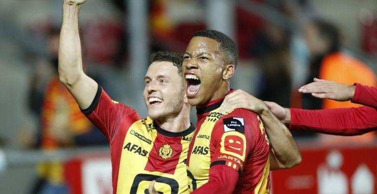 Vranckx opgelucht na twee doelpunten: Ben vooral blij dat we drie punten hebben
