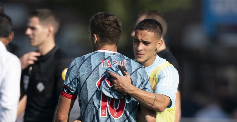 'Ajax kocht me onder meer om de topsportmentaliteit aan te scherpen'