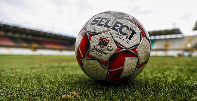 "Pro League is nog niet ongerust: ""Capaciteit tests van voetballers is gewaarborgd"""