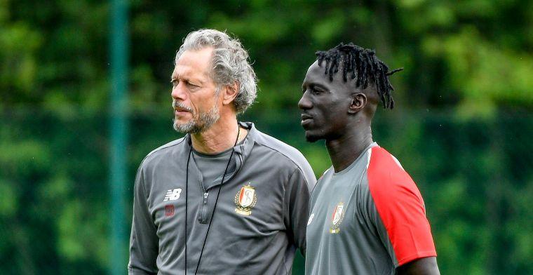 Leye bood zich aan bij Genk en Gent: 'Het is moeilijk voor een jonge coach'