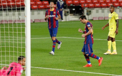 LIVE: Koeman debuteert met klinkende 4-0 overwinning op Villarreal (gesloten)