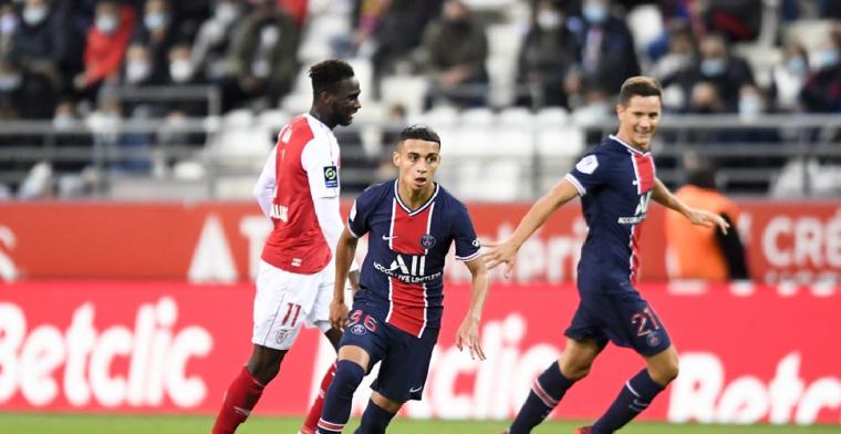 Paris Saint-Germain krabbelt langzaam op en wint van Sierhuis en co.