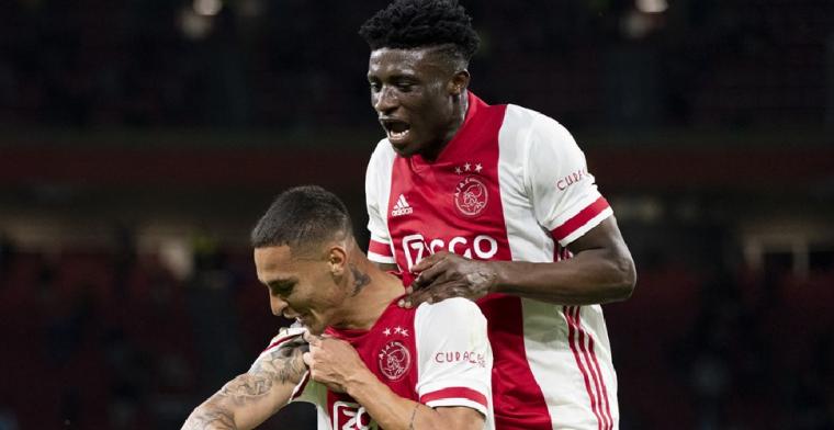 'Als Kudus dit ook in de Champions League doet, is hij al heel snel weg bij Ajax'