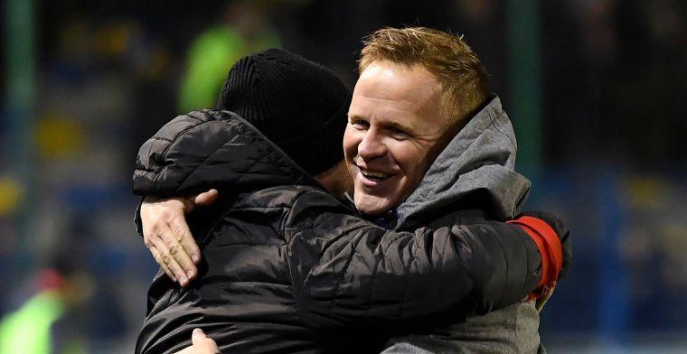 Vrancken moet nog niet vrezen: Spelersgroep van KV Mechelen staat achter hem