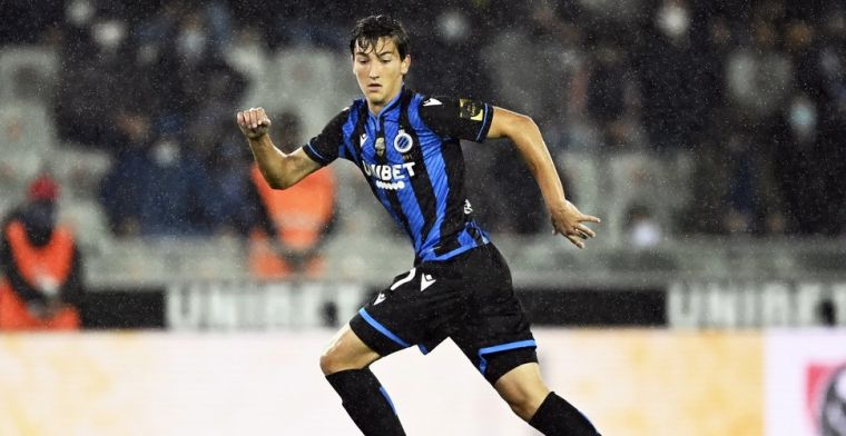 Clement laat jonkie debuteren bij Club Brugge: Kansen dwing je af