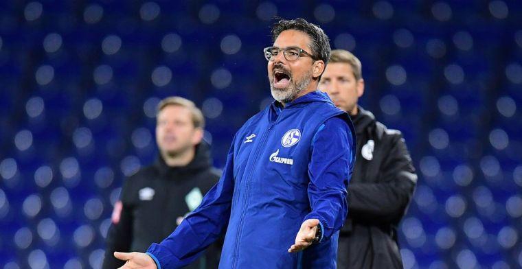 Schalke 04 grijpt na achttien duels zonder zege in: trainer Wagner ontslagen