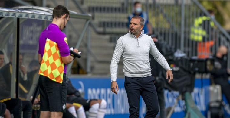 'Had niet veel zin om VVV in te ruilen voor veel minder geld bij Feyenoord'