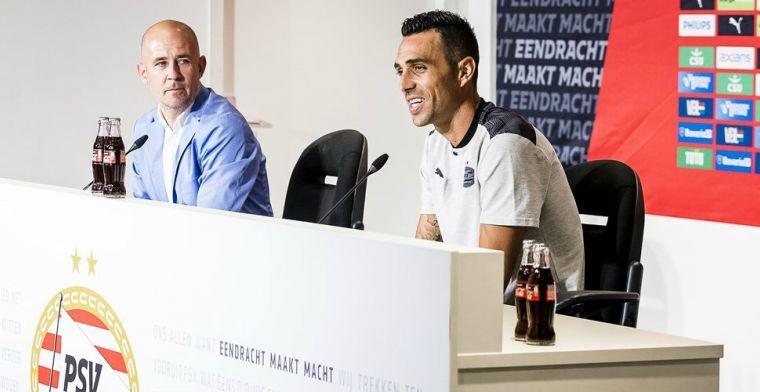 'Zahavi is een topspeler en echte leider, zijn speelwijze past perfect bij PSV'