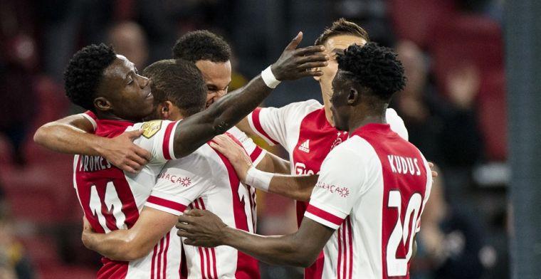 Ajax-aanwinsten maken indruk: 'Positief verbaasd dat ze nu al het verschil maken'