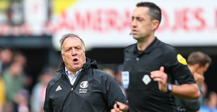 Advocaat gaat met spelers Feyenoord in gesprek: Nu mogen zij het doen
