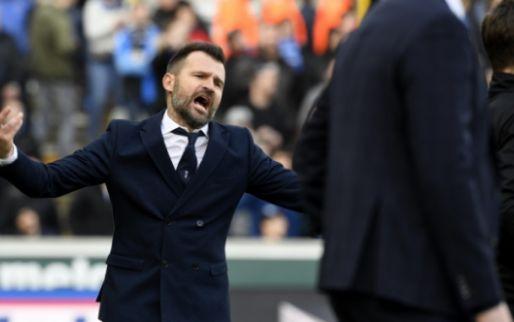 Antwerp neemt duidelijk standpunt in over ontslag van trainer Leko