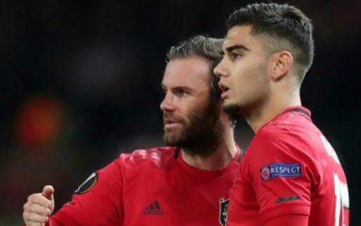 Lazio hengelt naar overbodig Manchester United-duo