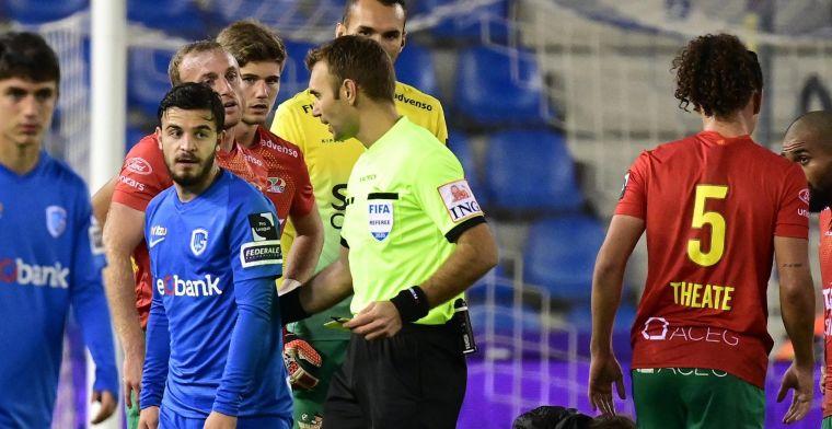 Racing Genk speelt eerste wedstrijd gelijk onder Thorup: 2-2 tegen KV Oostende