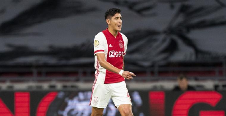 Update: 'Ajax niet akkoord met schikkingsvoorstel Álvarez, donderdag uitsluitsel'