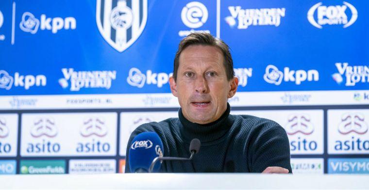 Kritiek van gebroeders Van de Kerkhof: 'Met 5-1 winnen en vier man eruit?'