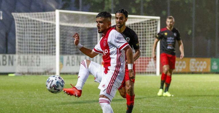 Jong Ajax zet opmars voort en boekt ruime zege, harde nederlaag voor Fulham