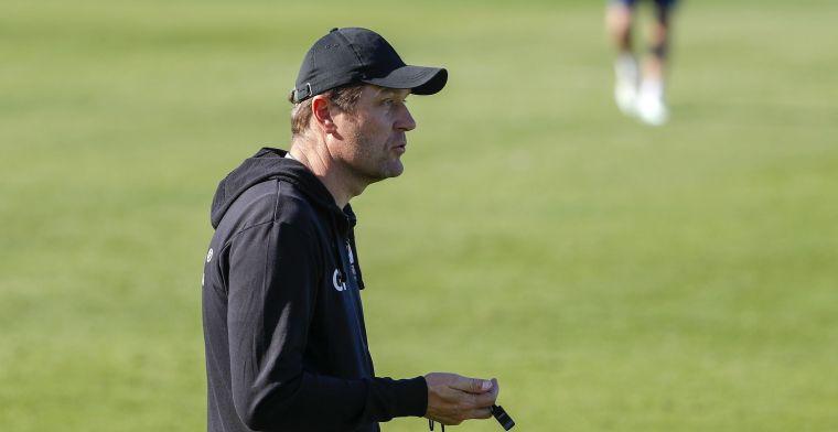 Verheyen ziet grote fout bij KAA Gent: 'Dat deden ze ook tegen Kiev'