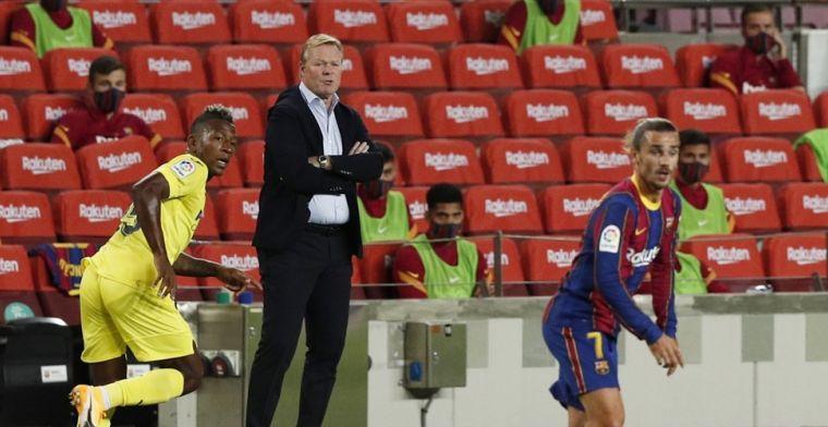 Frenkie zoekende, sleutelrol Griezmann en 3-2-5: het nieuwe Barça van Koeman