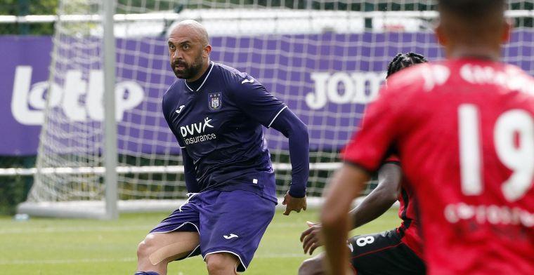 Vanden Borre maakt minuten met de U21 van RSC Anderlecht in U21-classico